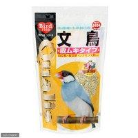 クオリス 文鳥(皮ムキタイプ) 550g 鳥 フード 餌 えさ 種 穀類