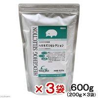 イースター ハリネズミセレクション 600g(200g×3袋)3袋セット フード 餌 エサ