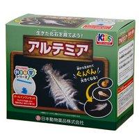 日本動物薬品 ニチドウ 飼育観察セット アルテミア