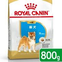 ロイヤルカナン 柴犬 子犬用 800g 3182550823937 ジップ付