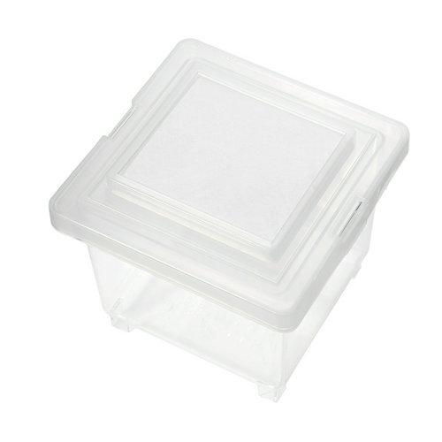 コバエシャッター タイニー (105×105×93mm) プラケース 虫かご 飼育容器 昆虫 カブトムシ クワガタ