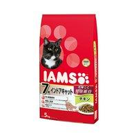 アイムス 7歳以上用 インドアキャット チキン 5kg 2袋入り キャットフード 正規品 IAMS