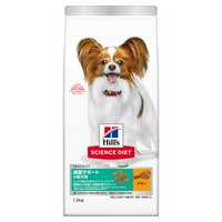 ヒルズ サイエンスダイエット ドッグフード 小型犬用 減量サポート 体重管理 チキン 1.3kg