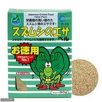 マルカン スズムシのエサ お徳用 90g(専用エサ皿付) 昆虫 鈴虫用 餌