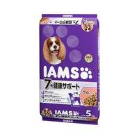 アイムス 7歳以上用 健康サポート ラム&ライス 小粒 5kg ドッグフード 正規品 IAMS 高齢犬用