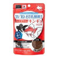 吉田飼料 トレビオライフ 金魚のエサ 50g