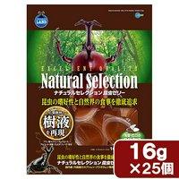 マルカン ナチュラルセレクション 昆虫ゼリー 25(16g×25個)