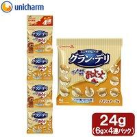グランデリ ワンちゃん専用おっとっと チキン&チーズ味 24g(6g×4連パック)