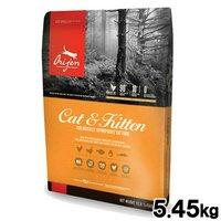オリジン キャット&キトゥン 5.45kg 正規品