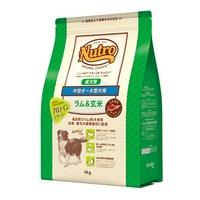 ニュートロ ナチュラルチョイス ラム&玄米 中型犬~大型犬用 成犬用 4kg プロテインシリーズ