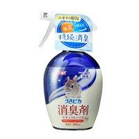 GEX うさピカ 消臭剤 ナチュラルバイオ 380ml