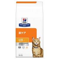 ヒルズ プリスクリプションダイエット〈猫用〉 c/d マルチケア 2kg 特別療法食 ドライフード