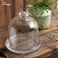 ガラス容器 コースタードーム コケ テラリウム ガラス インテリア 瓶