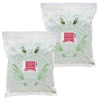 令和元年産 新刈 スーパープレミアムホースチモシー ベリーショート チャック袋 600g×2袋(1.2kg)