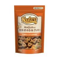 ニュートロ キャロット入り 玄米オートミール クッキー 40g