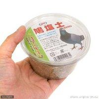 NPF エクセル 鳩塩土 320g 鳥 フード 餌 えさ 塩土