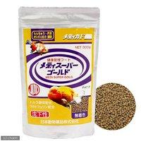 日本動物薬品 ニチドウ メディスーパーゴールド 300g 金魚のえさ