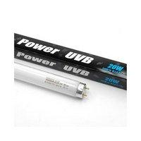 交換球 ポゴナクラブ ビバリウムグロー パワーUVB 20W(60cm水槽用) 爬虫類 ライト 紫外線灯 UV灯