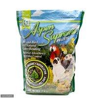 アスペンサプリーム ペレット 7.4L(4.5kg) 床材 ハリネズミ トイレ砂 ハムスター フェレット うさぎ モルモット 小動物 鳥用