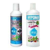 ハイポネックス 原液~Newレイシオ~&原液 殺虫剤入り アブラムシ発生初期対策セット