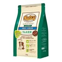 ニュートロ ナチュラルチョイス ラム&玄米 中型犬~大型犬用 エイジングケア 2kg プロテインシリーズ