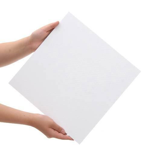 プラパール 60cm水槽用マット ホワイト 30×30cm 2枚