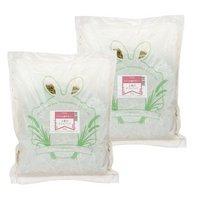 アメリカ産チモシー 2番刈 ダブルプレス チャック袋 500g×2袋(1kg)