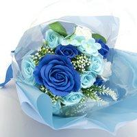SAVON FLOWER プチエクラ ブルー