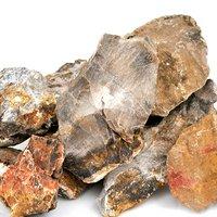 形状お任せ 木化石 サイズミックス 5kg