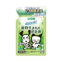 ライオン シュシュット!植物生まれの消臭剤 ミントの香り 320ml つめかえ用