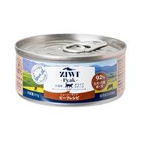 ジウィピーク キャット缶 グラスフェッドビーフ 85g キャットフード ZiwiPeak