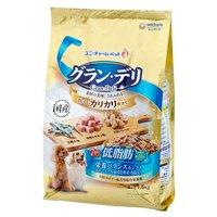 グランデリ カリカリ仕立て 7歳頃からの 低脂肪 栄養バランスセレクト ~脂肪分約40%カット~ 1.6kg(400g×4袋)