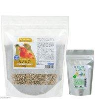 鳥さんの食事 16種の贅沢ミックスと総合栄養食 デイリーアップフード カナリア セット