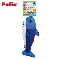 ペティオ らくらくデンタルTOY けりぐるみ サメ