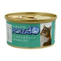 FORZA10(フォルツァ10) メンテナンスウェット マグロ&シラス 85g