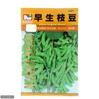 野菜の種 早生枝豆 品番:1221 家庭菜園