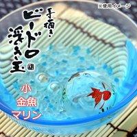 浮き玉 小 金魚 マリン