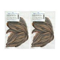 冷凍★国産 冷凍どじょう(小)100g×2袋セット 爬虫類 大型魚 無添加 無着色 別途クール手数料