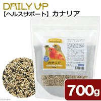 LEAF カナリアの総合栄養食 デイリーアップフード 700g カナリア 鳥 フード 餌 えさ