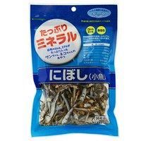 アスク たっぷりミネラル にぼし(小魚) 100g
