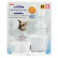 GEX ピュアクリスタル カートリッジ式 ドリンクボウル 猫用