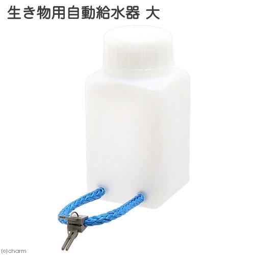 生き物用自動給水器 大 爬虫類 コオロギ 水やり器 水分補給