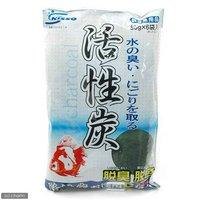 ニッソー 水の臭いにごりを取る 活性炭 80g×6袋入(ネット入り)