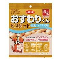 デビフ おすわりくん ビスケット 豆乳 シニア犬用 40g(10g×4袋)