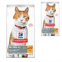 ヒルズ サイエンスダイエット キャットフード 避妊去勢後~6歳猫用 チキン 2.8kg+1袋おまけ付