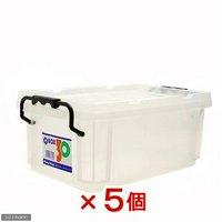 QBOX-30(340×220×140mm)5個 クワガタ カブトムシ 飼育ケース コンテナ ボックス 飼育 ブリード