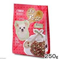サンライズ プチアンジュ 超小型犬 7歳以上の高齢犬用 250g(50g×5パック) ドッグフード 高齢犬用