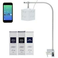 コーラルブースター ホワイト 海水用LEDライト 専用ハンガー付属 アクアマスターズ海水用3種おまけつき