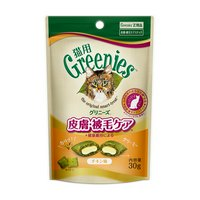 グリニーズ 猫用 皮膚被毛ケア チキン味 30g 正規品