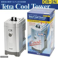 テトラ クールタワー CR-2 NEW 対応水量40リットル 水槽用クーラー ペルチェ式